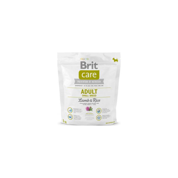 BRIT CARE ADULT SMALL BREED L&R