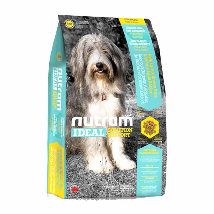 I20 NUTRAM IDEAL SENSITIVE SKIN COAT & STOMACH DOG