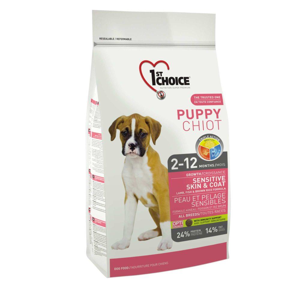 1ST CHOICE DOG PUPPY ALL BREEDS