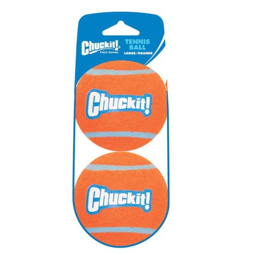 CHUCKIT! TENNIS BALL 2-PACK SHRINK