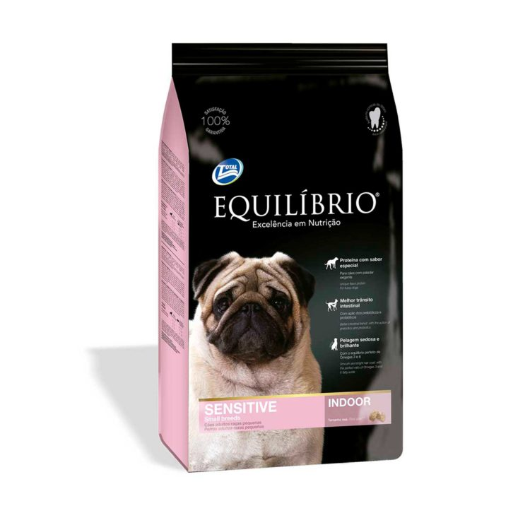 EQUILIBRIO ADULT DOGS SENSITIVE SMALL BREEDS