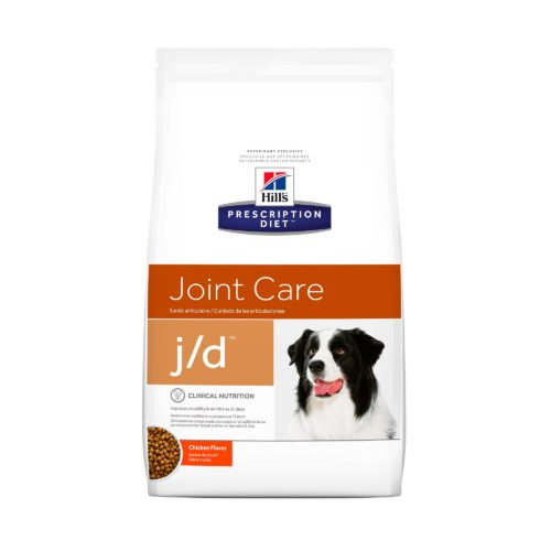 HILL'S® PRESCRIPTION DIET® CANINE J/D DRY