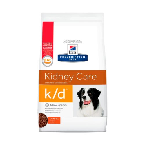 HILL'S® PRESCRIPTION DIET® CANINE K/D DRY