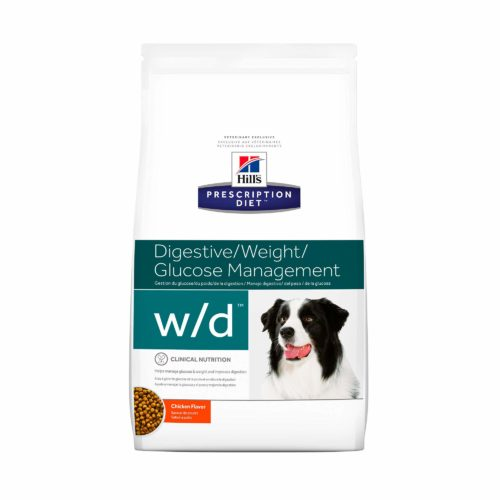 HILL'S® PRESCRIPTION DIET® CANINE W/D