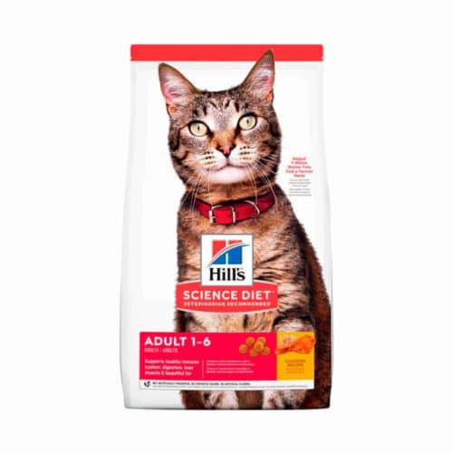 Hills SD Adult | Gatos Adultos | MascotaVeloz