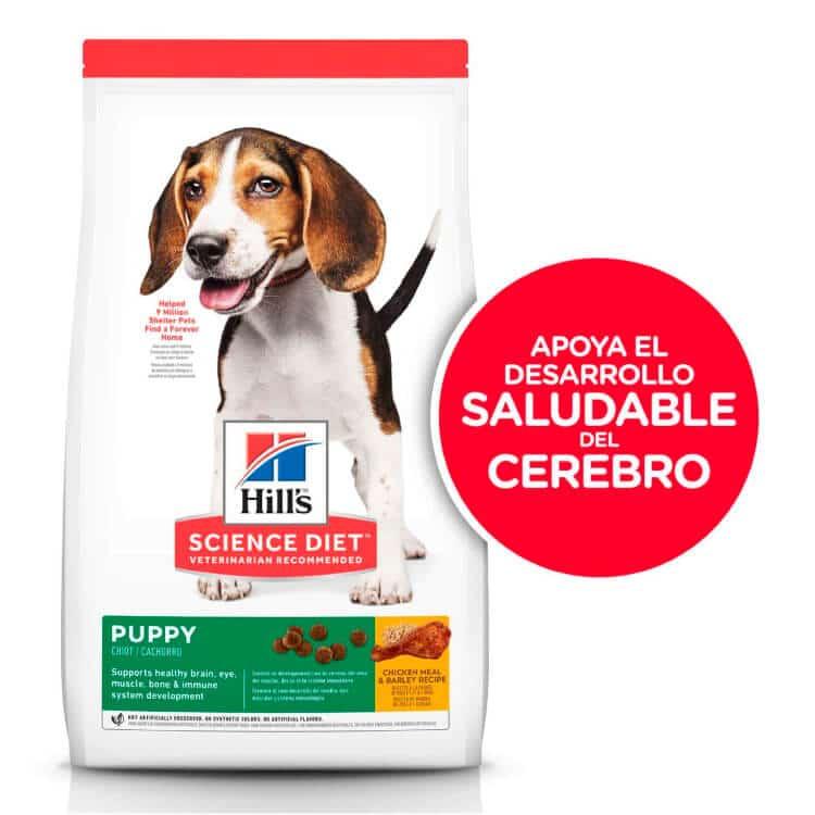 Hills SD Cachorros Chicken | MascotaVeloz