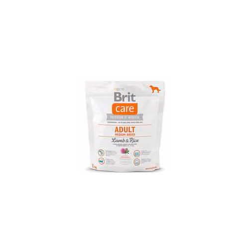 BRIT CARE ADULT MEDIUM BREED L&R