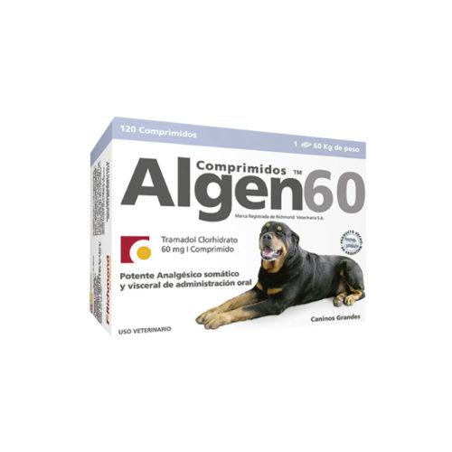 ALGEN COMPRIMIDOS 60mg X 120 COMPRIMIDOS