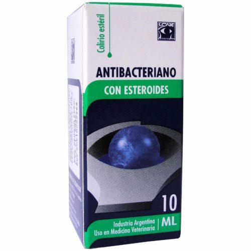 ANTIBACTERIANO CON ESTEROIDES LOVE X10 ML