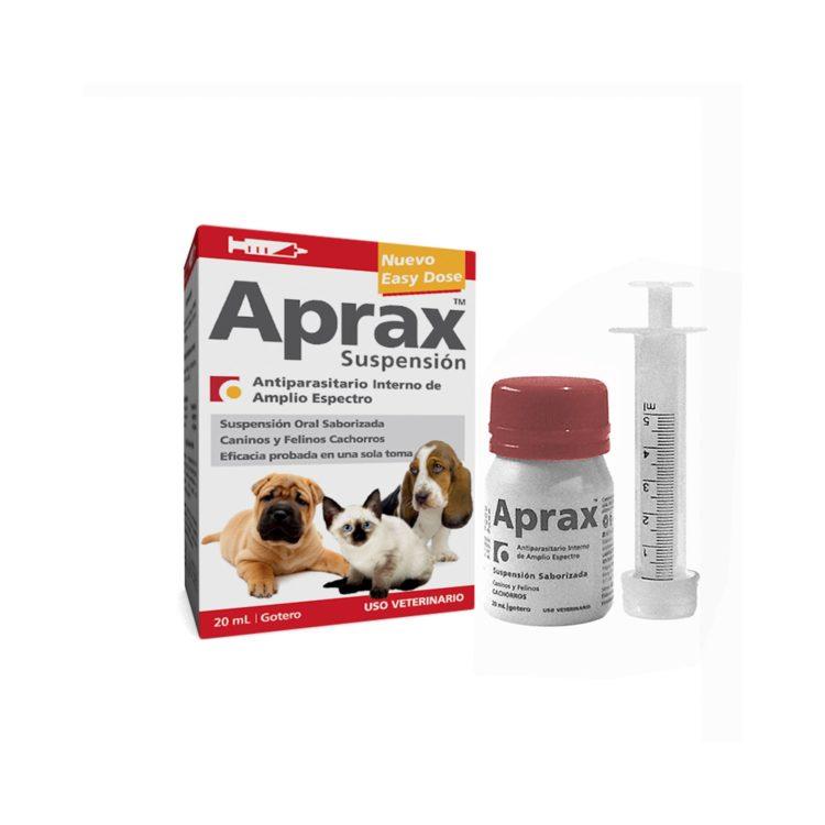 APRAX SUSPENSION X 20ml