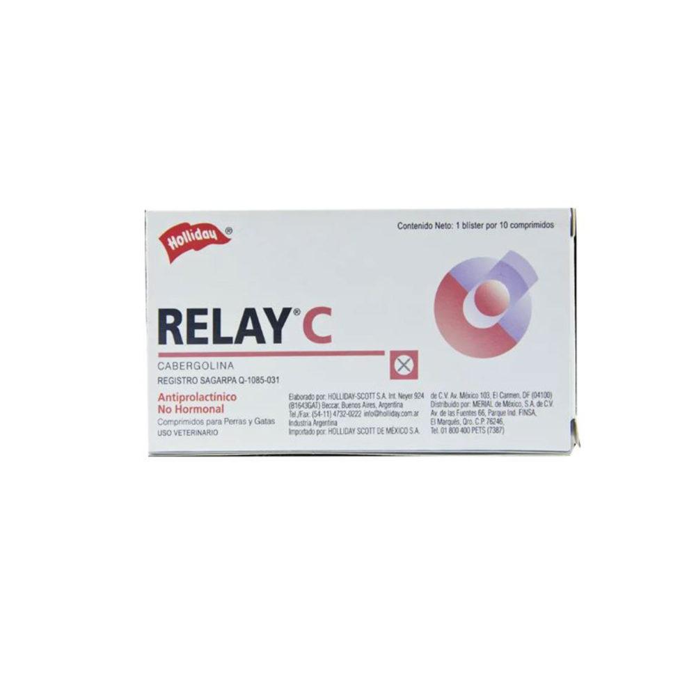 RELAY C 10COMP