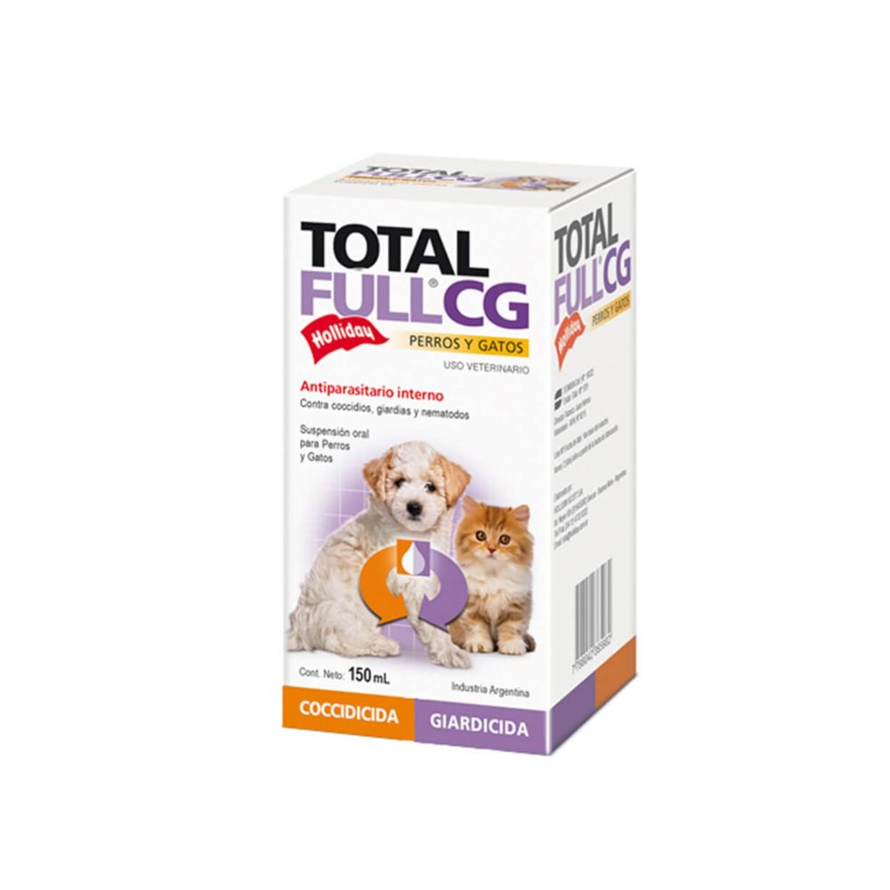 TOTAL FULL CG SUSPENSION 150ML PERRO Y GATO