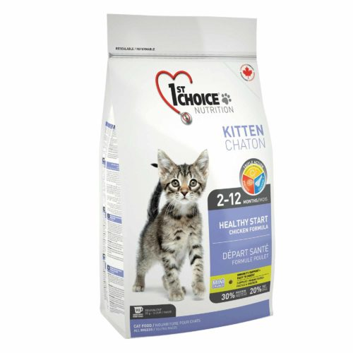 1ST CHOICE CAT KITTEN HEALTHY START