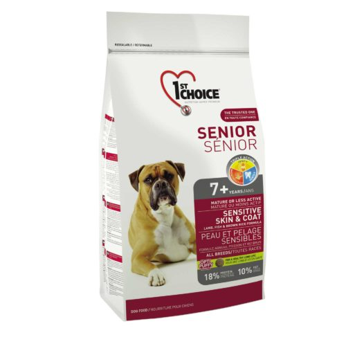 1ST CHOICE-DOG SENIOR ALL BREEDS