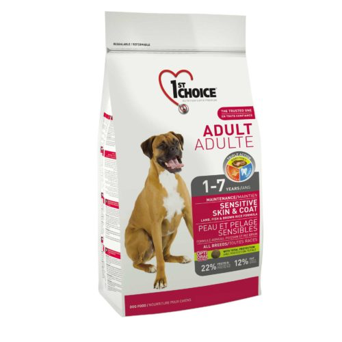 1ST CHOICE DOG ADULT ALL BREEDS
