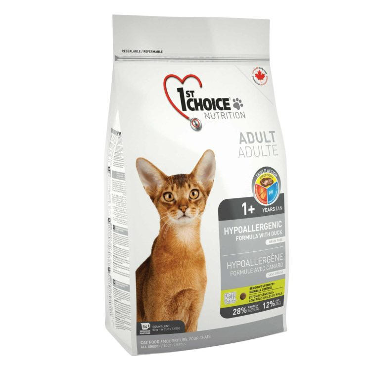 1ST CHOICE CAT ADULT HYPOALLERGENIC