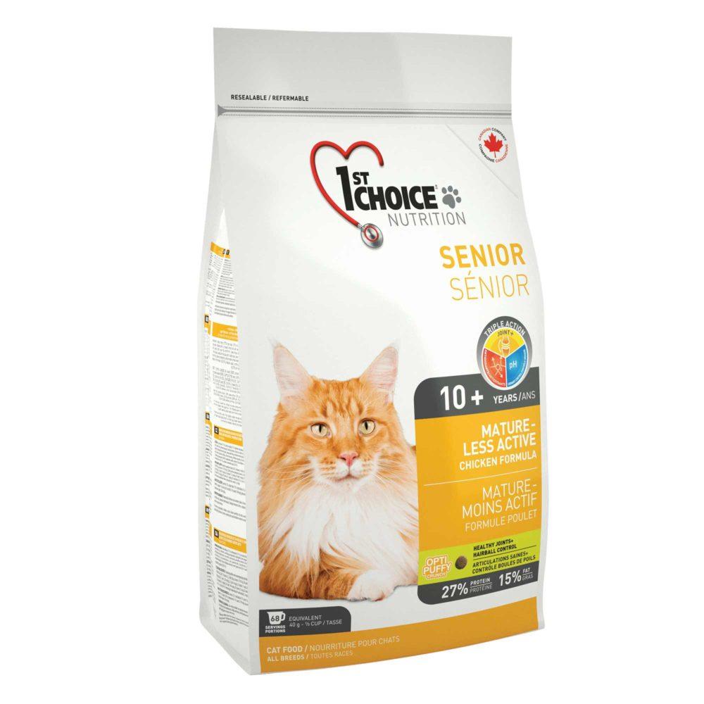 1ST CHOICE CAT SENIOR ALL BREEDS