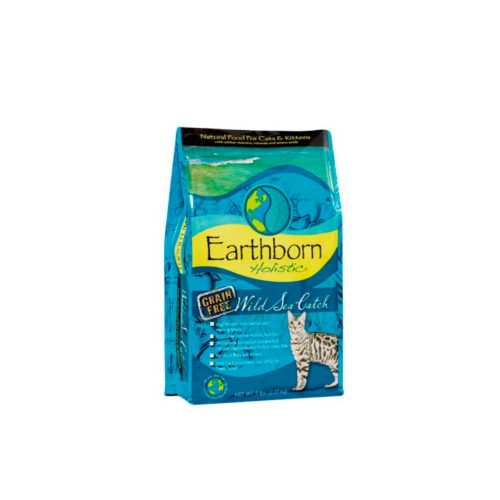 EARTHBORN HOLISTIC WILD SEA CATCH - SIN GRANOS GATO