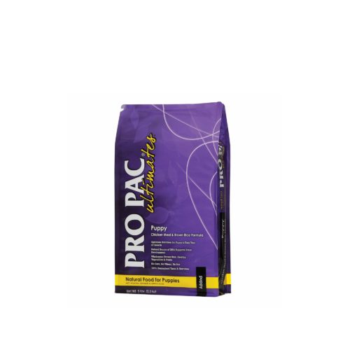 PROPAC ULTIMATES CHICKEN&BROWN RICE PUPPY FORMULA - CON GRANOS