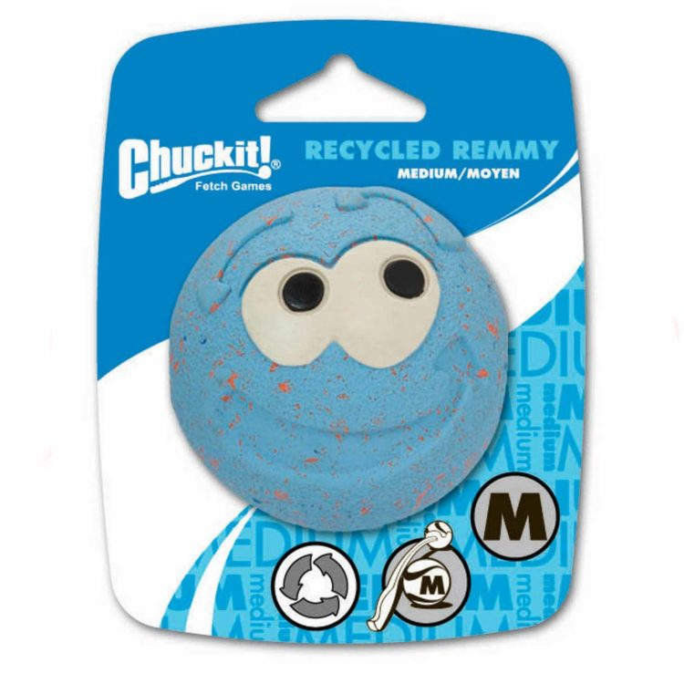 CHUCKIT! RECYCLED REMMY 1-PACK MEDIUM