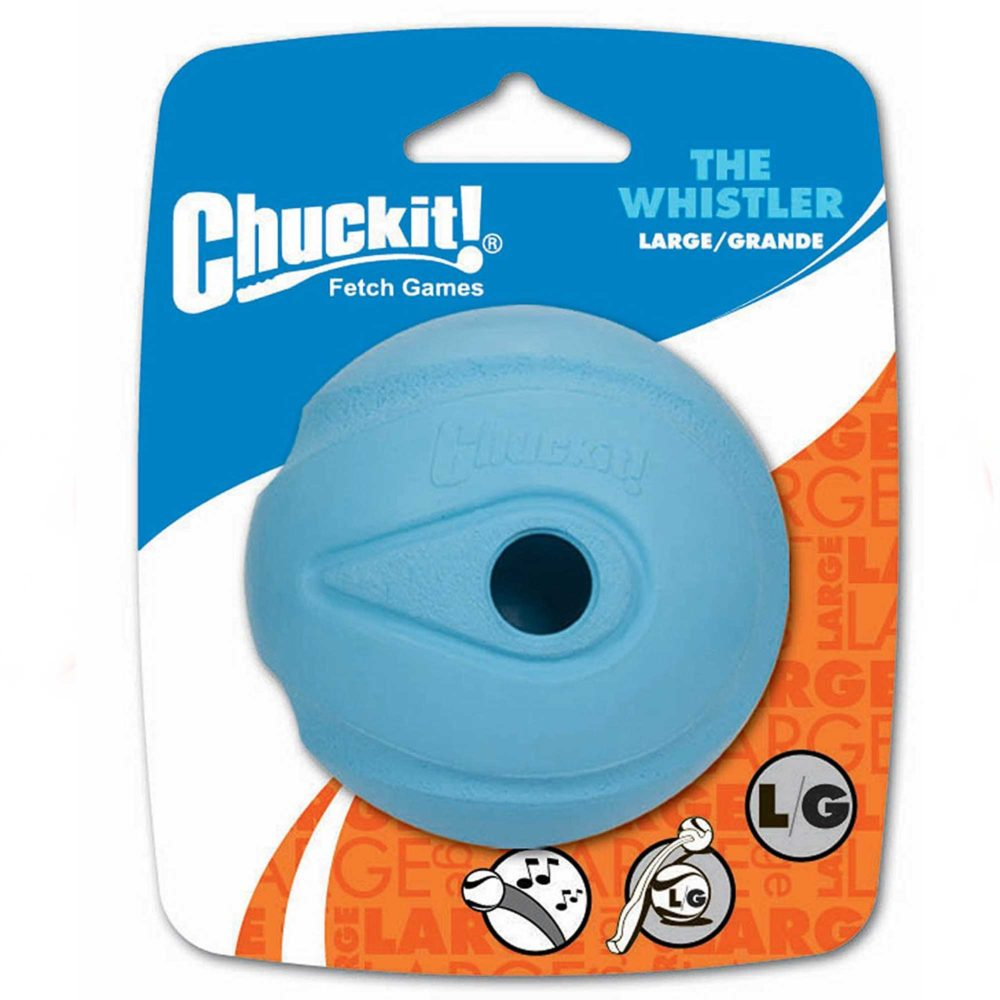CHUCKIT! THE WHISTLER 1-PACK LARGE