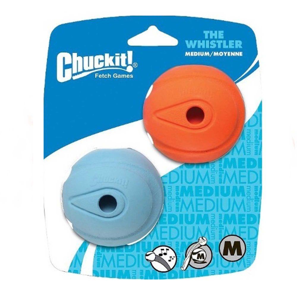 CHUCKIT! THE WHISTLER 2-PACK MEDIUM