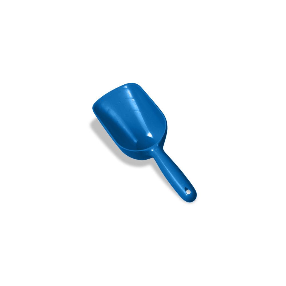 CUCHARA PLASTICA PARA ALIMENTO DE MASCOTAS - REGULAR 1 TAZA