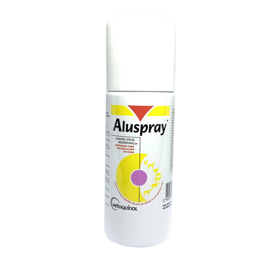 ALUSPRAY 210 ML (72G.)