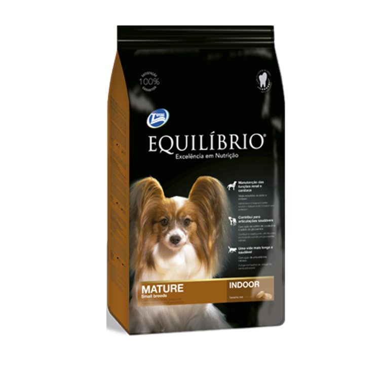 EQUILIBRIO MATURE ACTIVE DOGS SMALL BRREDS