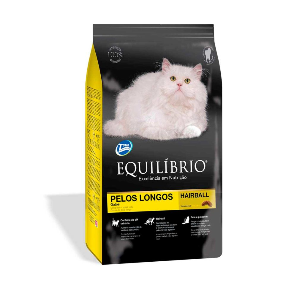 EQUILIBRIO LONG HAIR ADULT CATS