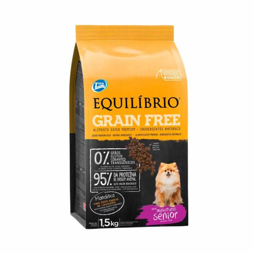 EQUILIBRIO GRAIN FREE MATURE SMALL BREEDS