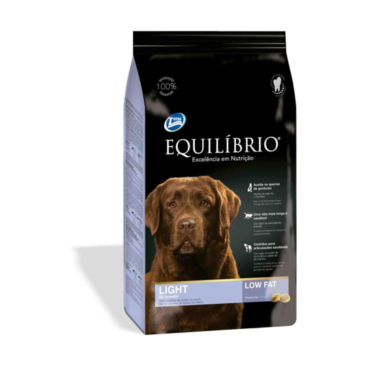 EQUILIBRIO ADULT DOGS LIGHT ALL BREEDS