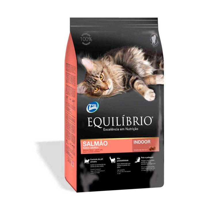EQUILIBRIO ADULT CATS SALMON ALL BREEDS