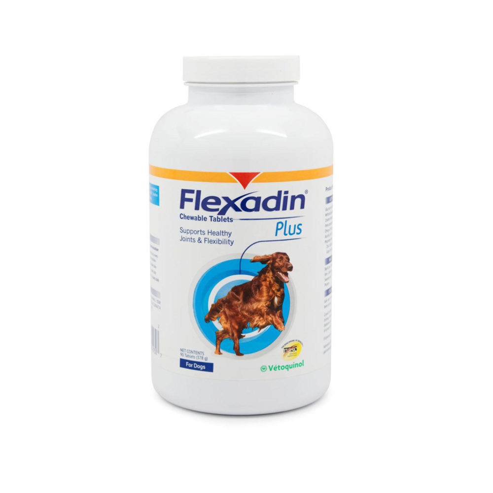 FLEXADIN PLUS CHEWABLE TABLES