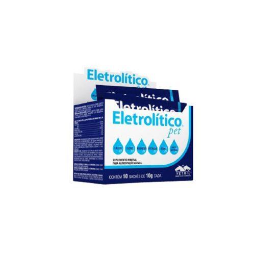 ELECTROLITICO PET CAJA X 10 SOBRES X 10 G
