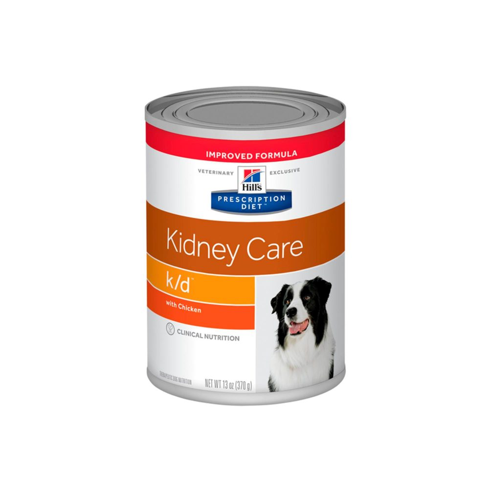 HILL'S® PRESCRIPTION DIET® CANINE K/D
