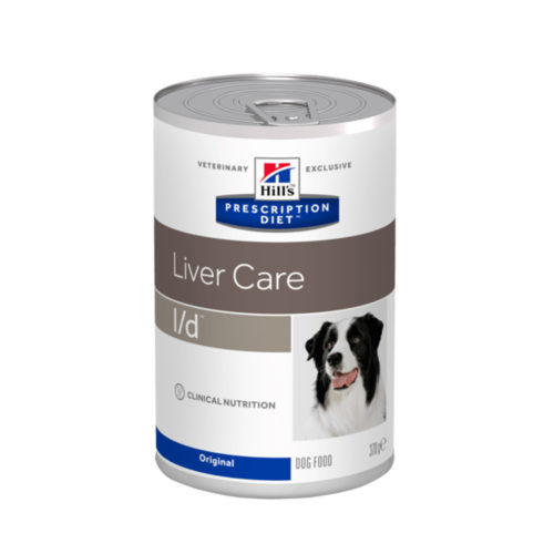HILL'S® PRESCRIPTION DIET® CANINE L/D