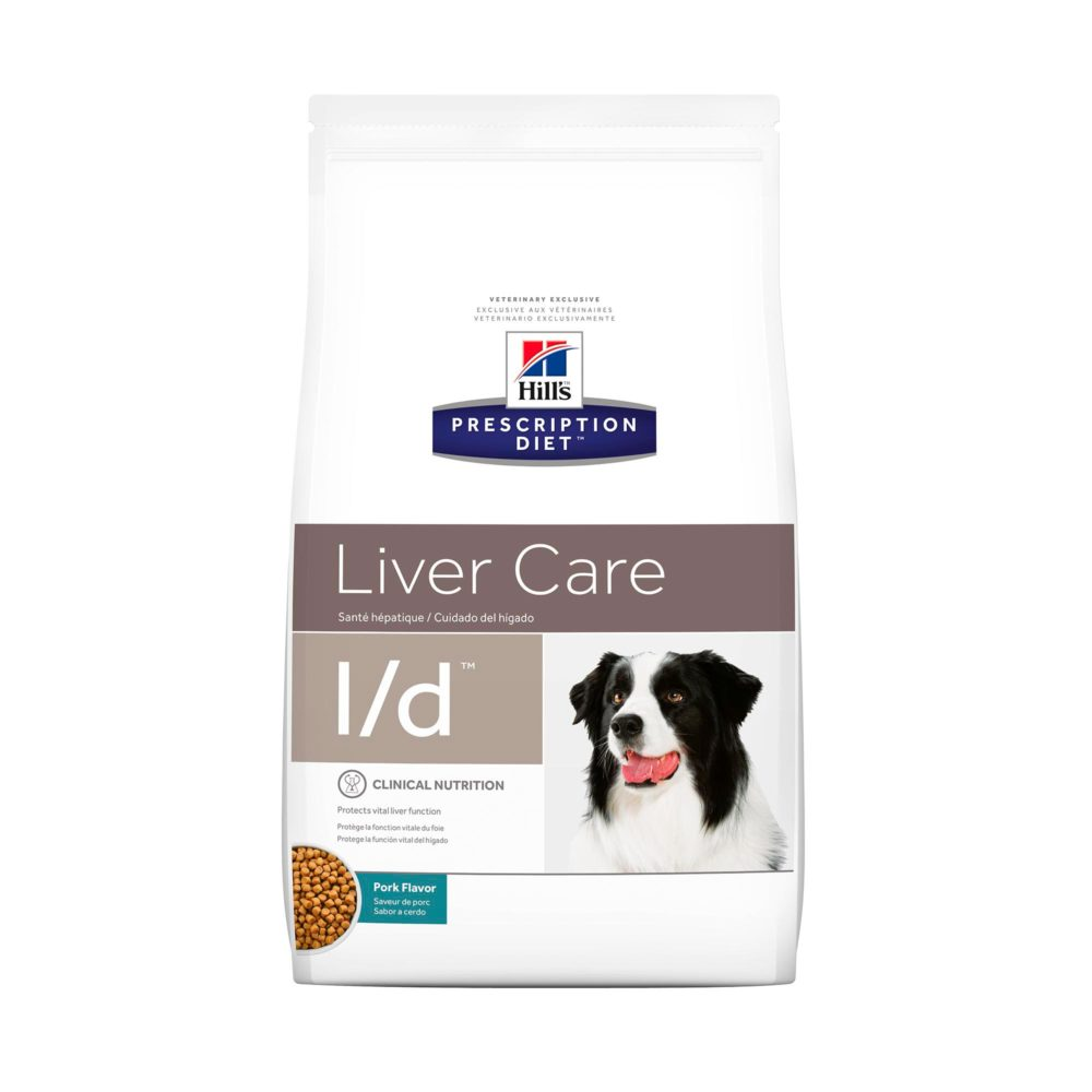 HILL'S® PRESCRIPTION DIET® CANINE L/D DRY