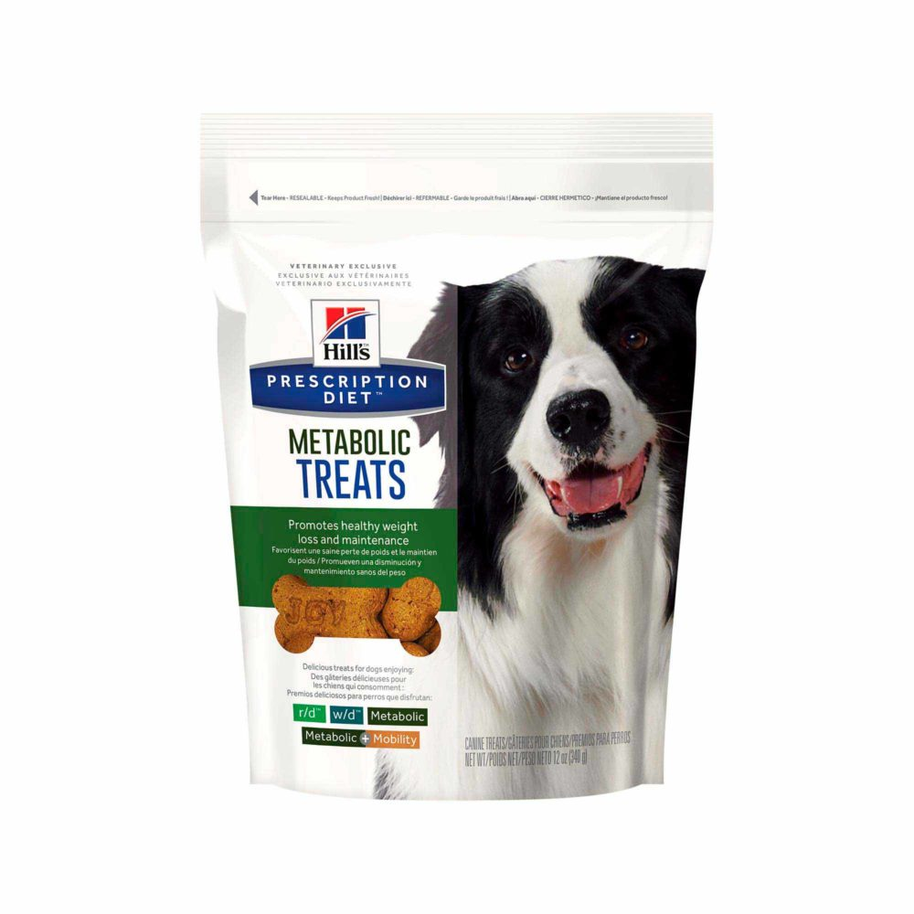 HILL'S® PRESCRIPTION DIET® CANINE METABOLIC TREATS