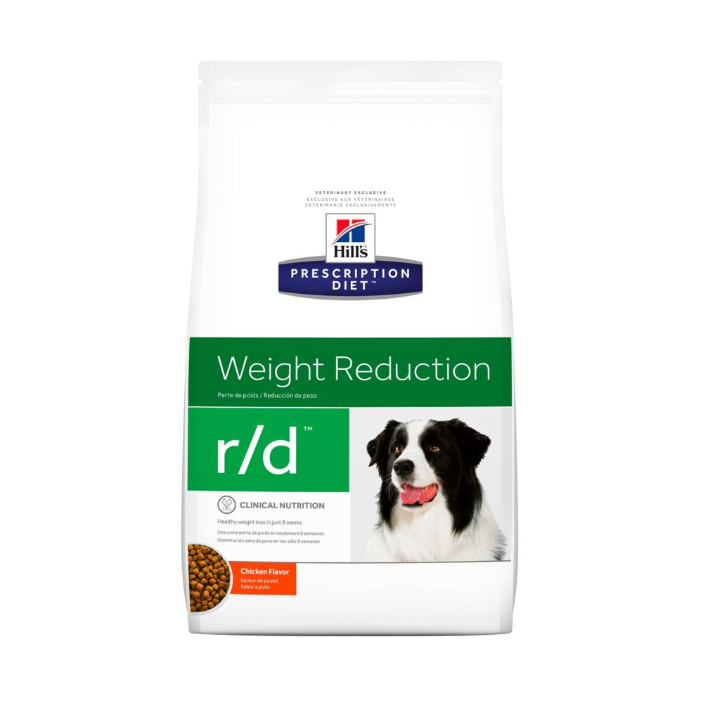 HILL'S® PRESCRIPTION DIET® CANINE R/D DRY