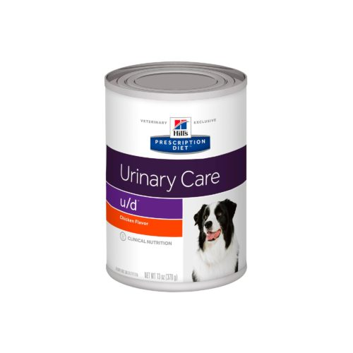 HILL'S® PRESCRIPTION DIET® CANINE U/D