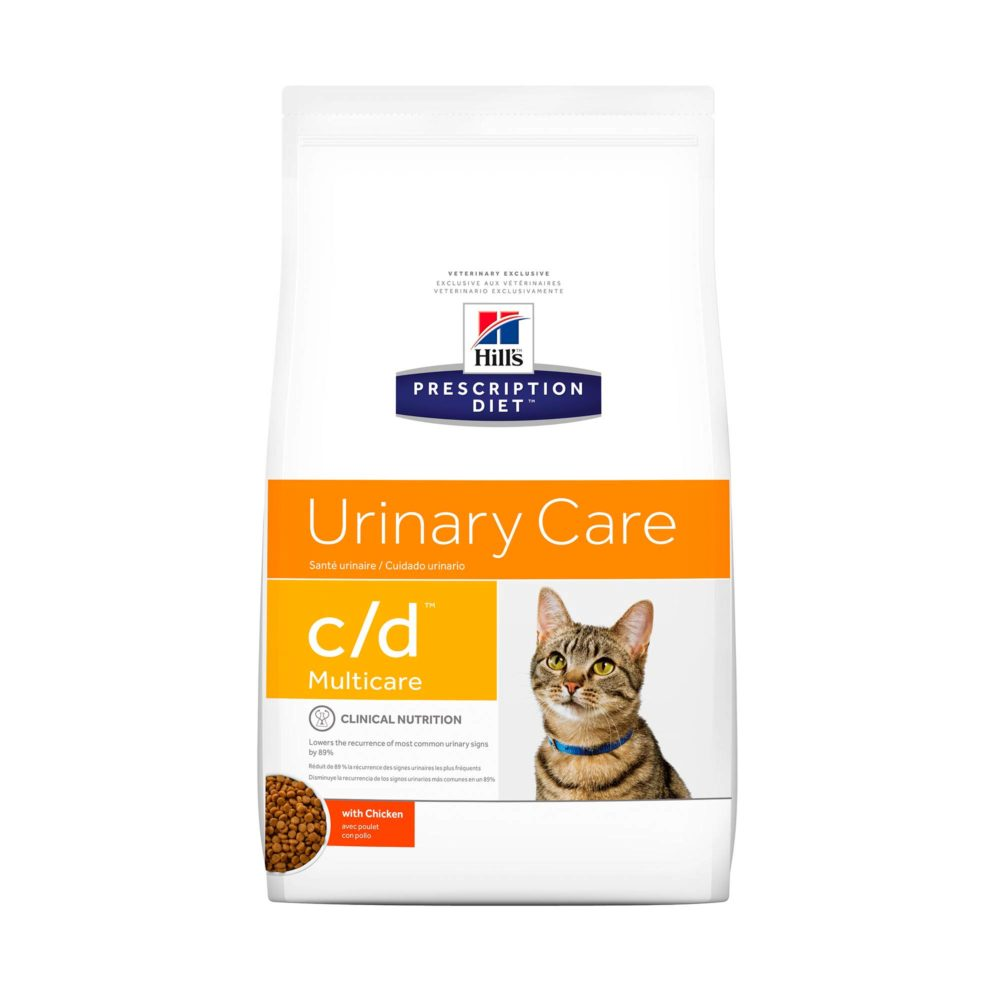 HILL'S® PRESCRIPTION DIET® FELINE C/D MULTICARE