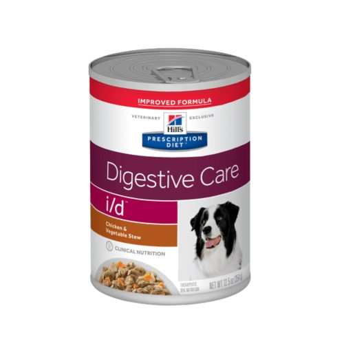 HILL'S® PRESCRIPTION DIET® CANINE I/D CKN&VG (STEW)