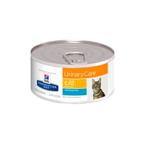 HILL'S® PRESCRIPTION DIET® FELINE C/D MULTICARE SEAFOOD