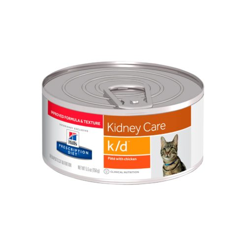 HILL'S® PRESCRIPTION DIET® FELINE K/D