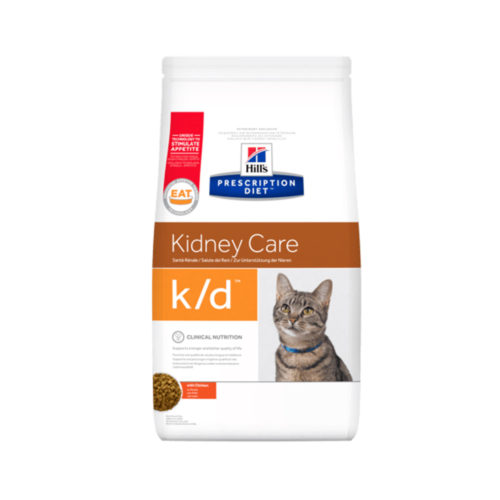 HILL'S® PRESCRIPTION DIET® FELINE K/D DRY