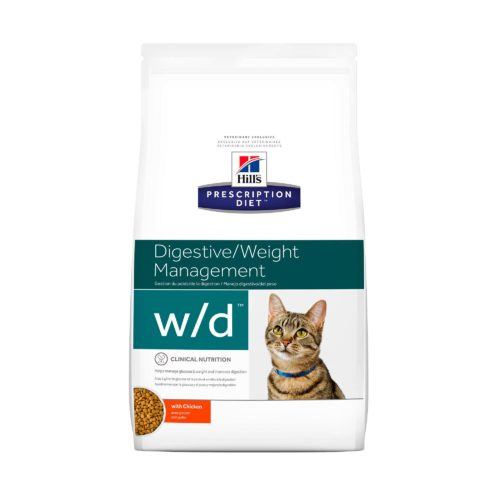 HILL'S® PRESCRIPTION DIET® FELINE W/D DRY