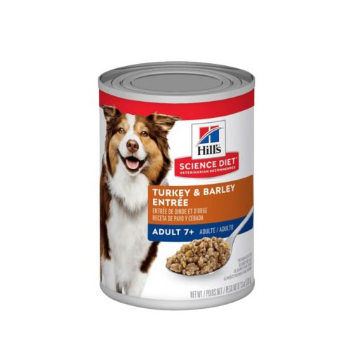 HILL'S® SCIENCE DIET®CANINE 7+ ACTIVE LONGEVITY TURKEY