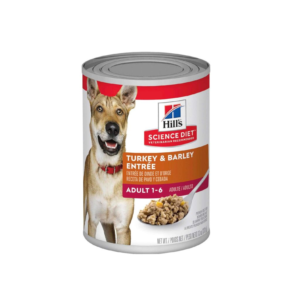 HILL'S® SCIENCE DIET®CANINE ADULT GOURMET TURKEY