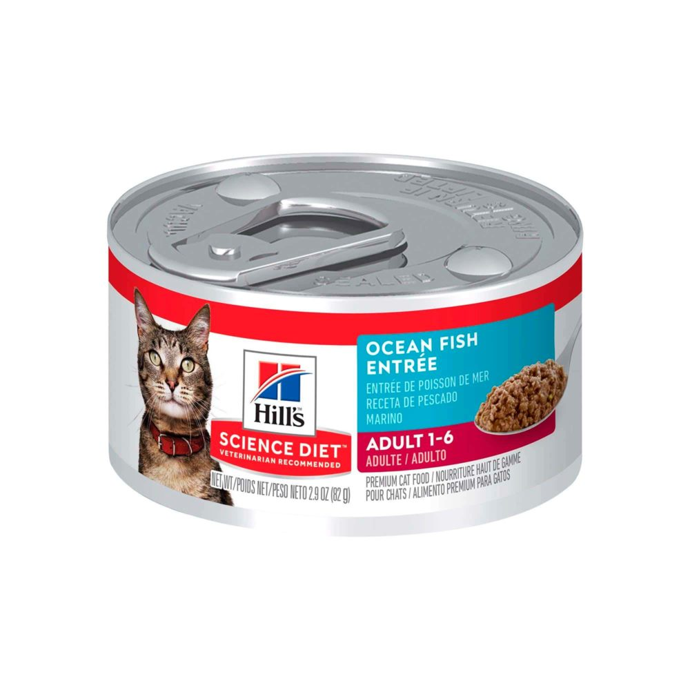 HILL'S® SCIENCE DIET® FELINE ADULT SEA FOOD